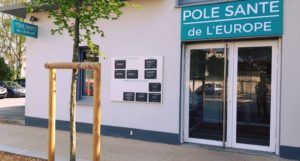 Clinic-Osteo Saumur Pôle Santé de l'Europe